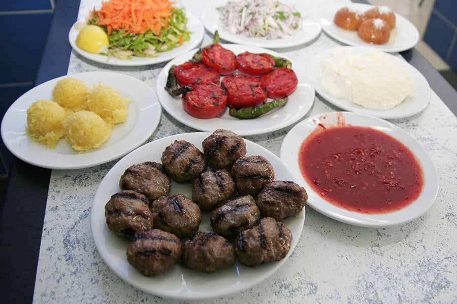 The Tastes of Edirne-Meatball