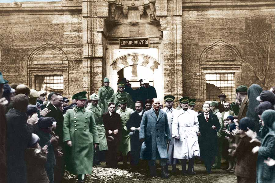 Atatürk and Edirne Museum