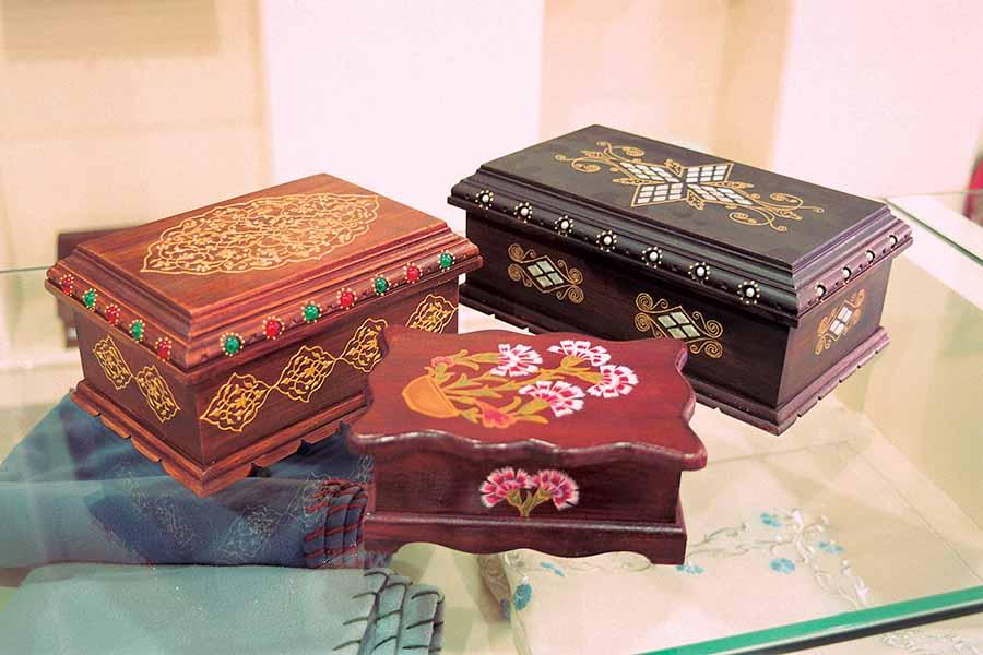 Edirne El Sanatlarından Edirnekari-Ahşap Süsleme Sanatı