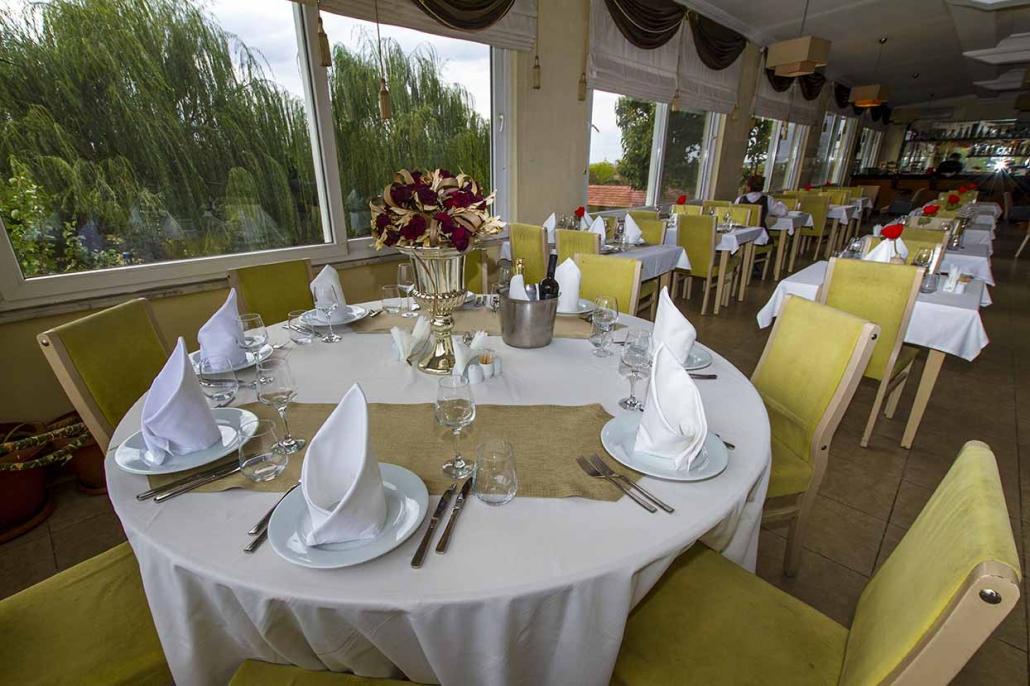 Hotel Şimşek Edirne Restoran