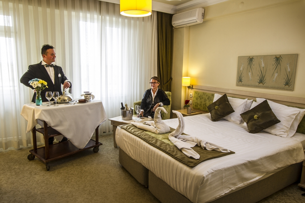 Hotel Şimşek Edirne Odalar