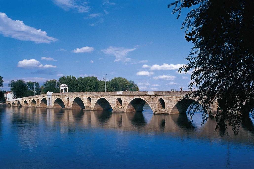 Edirne Meriç (Mecidiye) Bridge