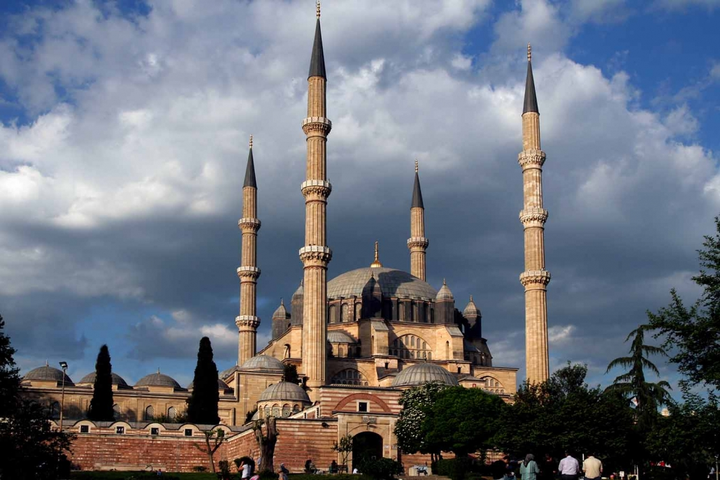 Edirne Selimiye Mosque and Complex
